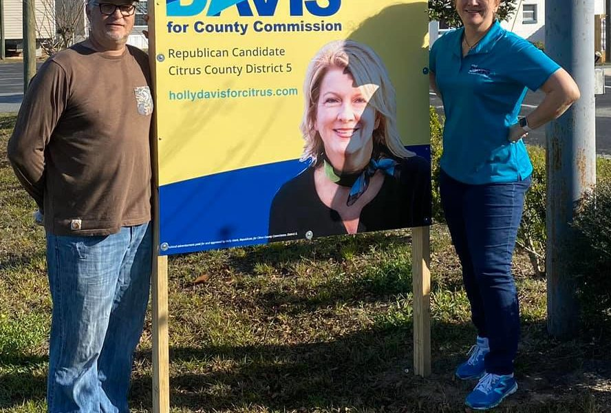 Davis is right for future of the county